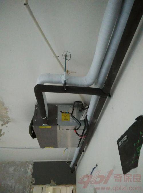 柜机空调室内机结构图解