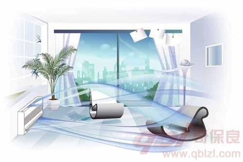 冬季使用格力家用中央空调常见问题处理方法